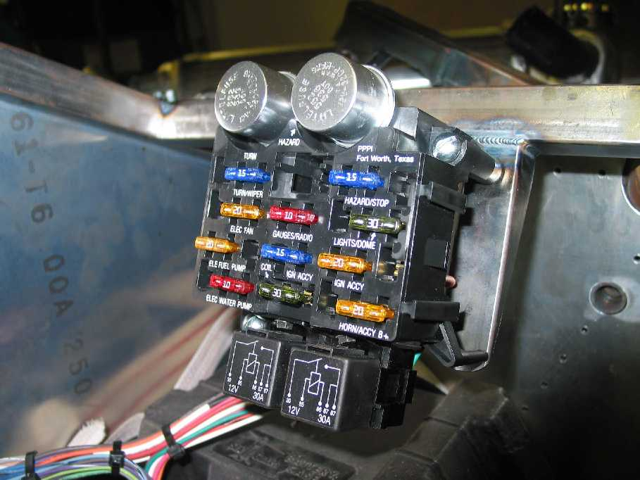 fuse box the kimini 2 2 build diary on capacity yard truck fuse box location