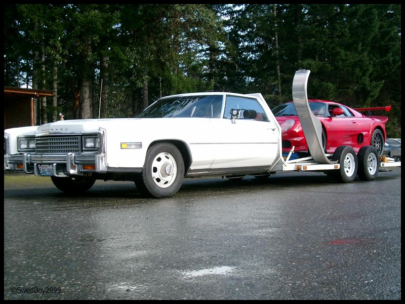 Ok Don T Laugh Could I Safely Tow My E30 With My E34 Touring